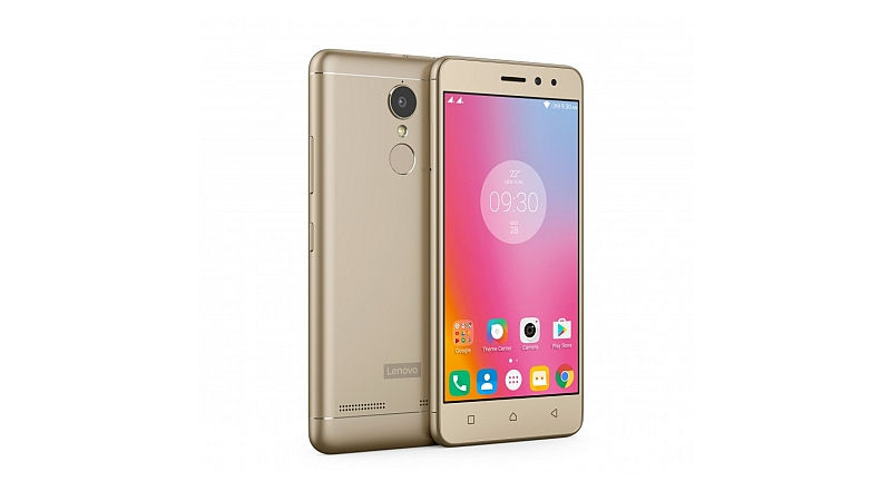 Lenovo K6 Power Variant