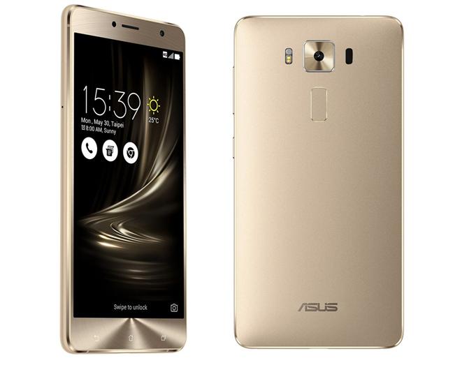 Asus Zenfone 3 Deluxe (Asus Zenfone 3 Ultra)