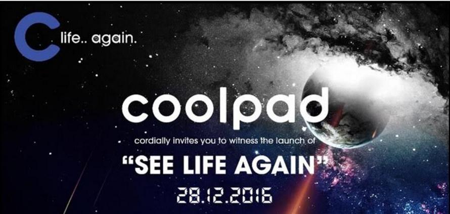 Coolpad Launch Invite