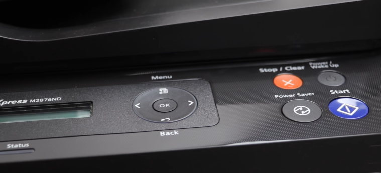 Samsung Multifunction Xpress M2876ND Printer