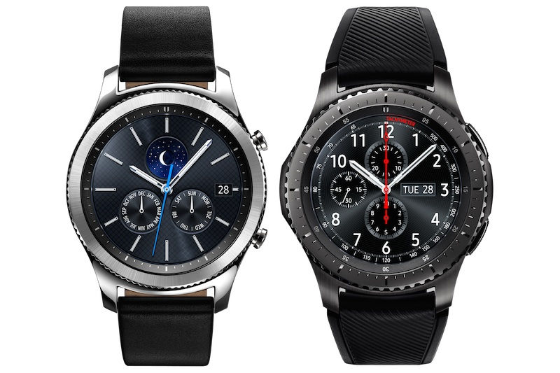 Samsung Gear S3 Classic, Frontier