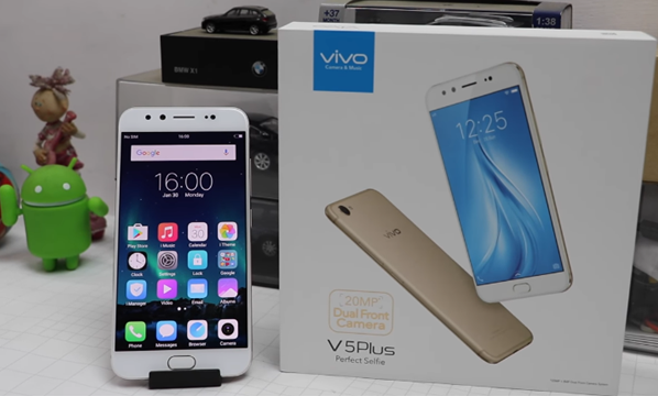 Vivo V5 Plus Camera Review