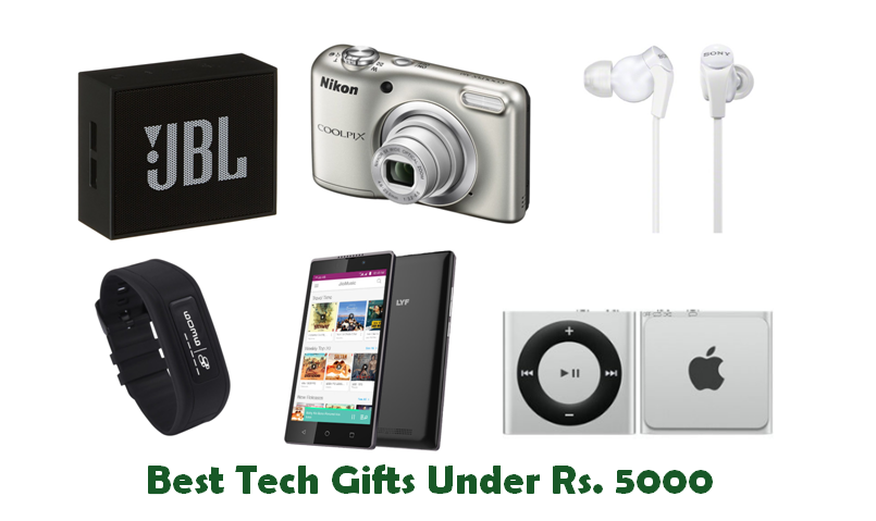 Best Tech Gifts Under Rs. 5000