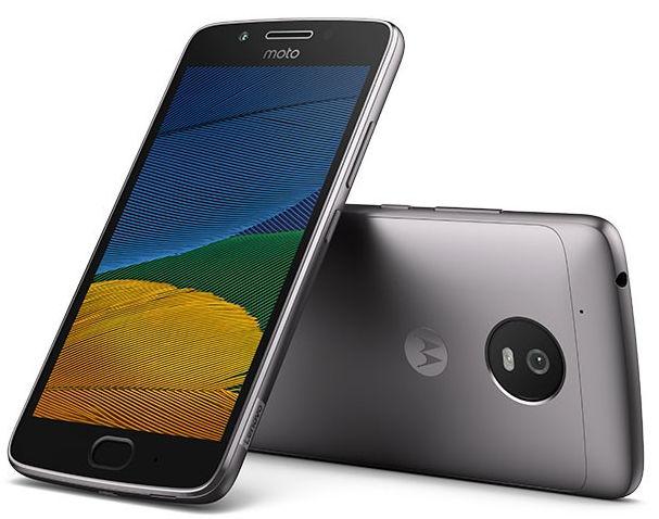 Best Android Nougat Smartphones in India - Motorola Moto G5 Plus