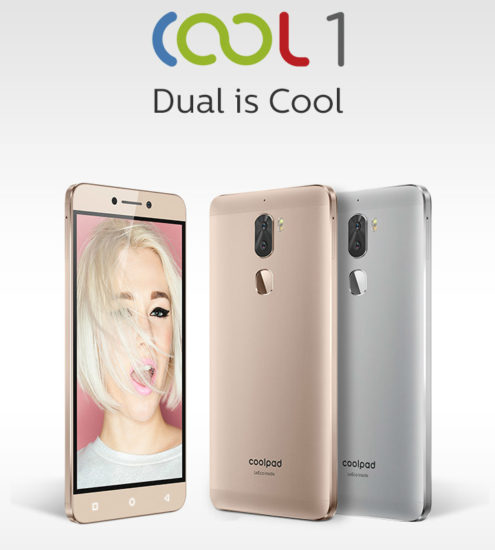 Coolpad Cool 1 Dual