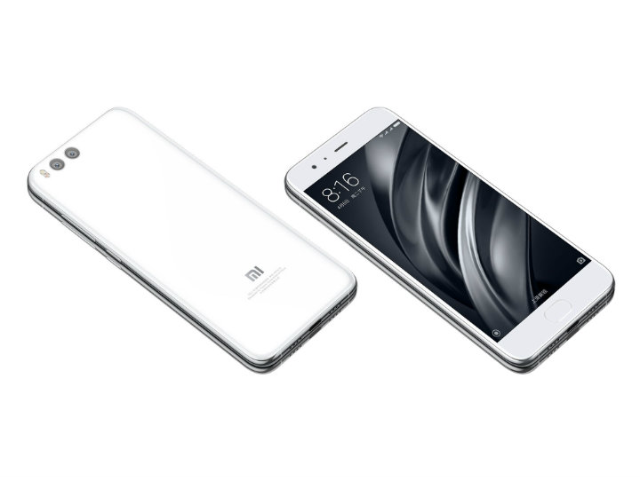Xiaomi Mi 6 India Launch - White colour