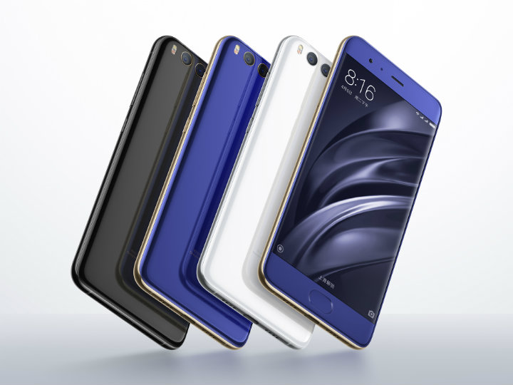 Xiaomi Mi 6 India Launch - Variants