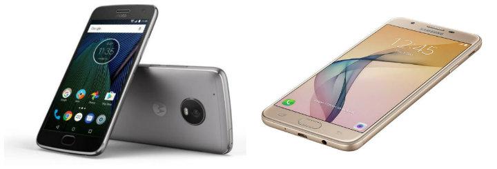 Motorola Moto G5 Plus Vs Samsung Galaxy J7 Prime