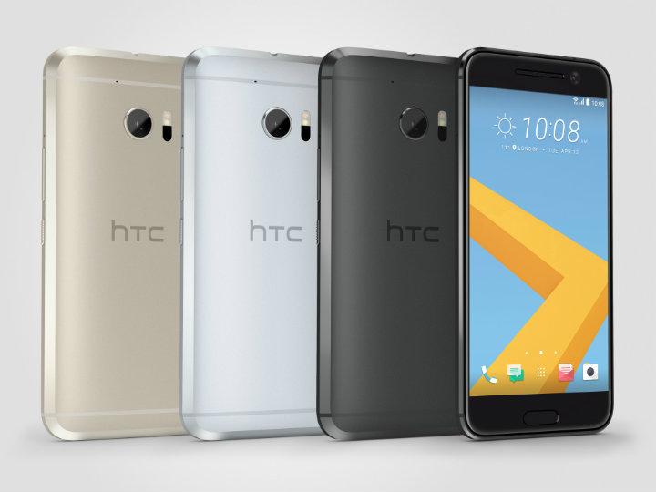 Samsung Galaxy S8 Alternatives - HTC 10