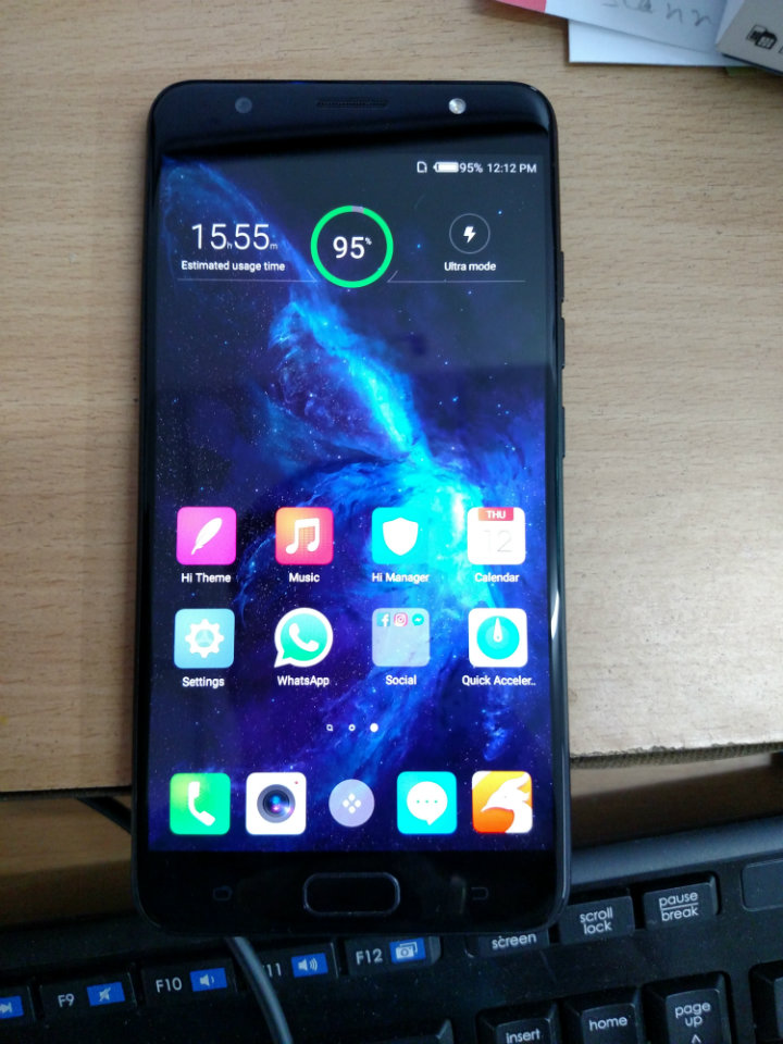 tecno i first impressions front