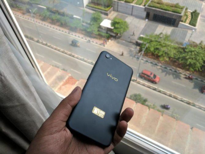 Vivo V5 Plus IPL Limited Edition Black