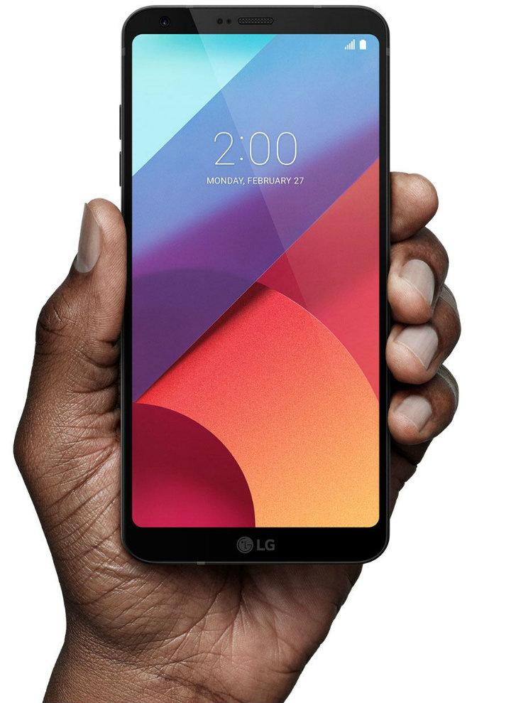 LG G6 Vs Samsung S8 Plus - LG G6