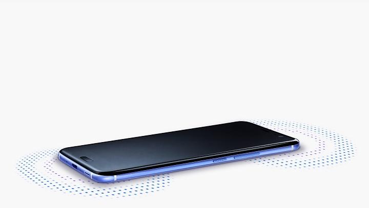 HTC U 11 - BoomSound speakers