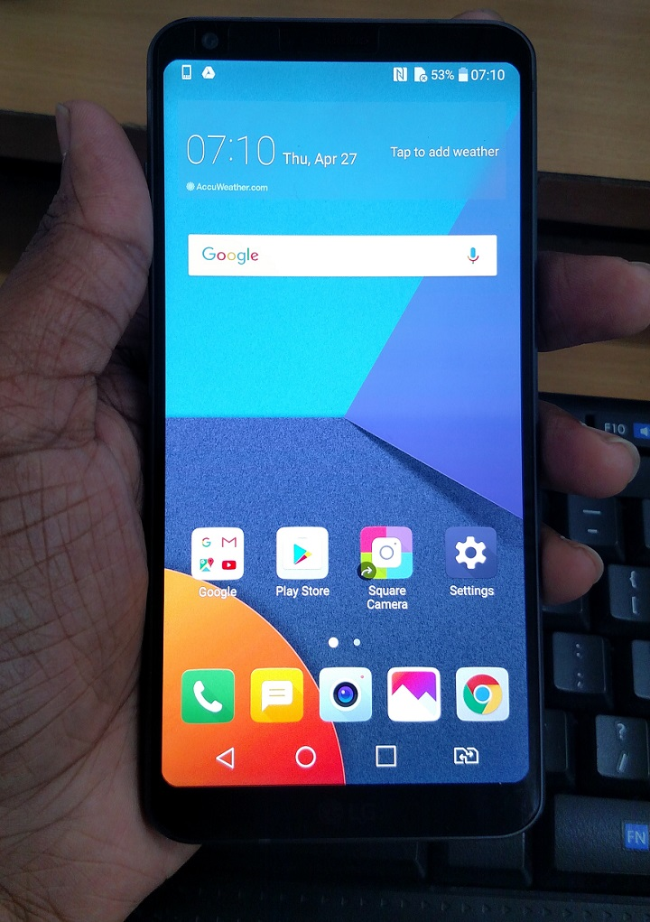 LG G6 India Review - Battery