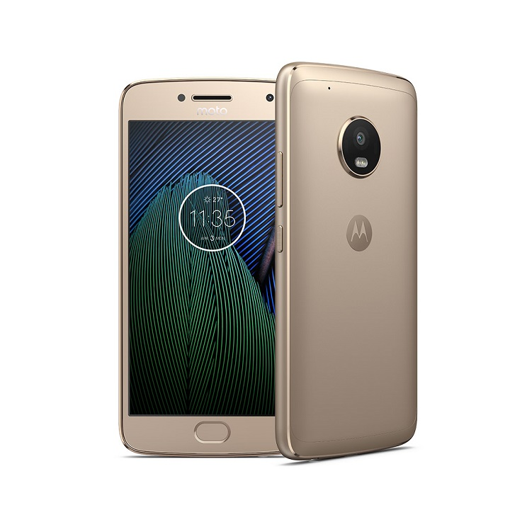 Moto G5 Plus vs BlackBerry KEYone - Moto G5 Plus