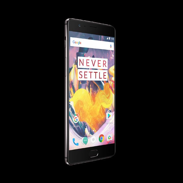 OnePlus 5 vs OnePlus 3T Comparison - OnePlus 3T