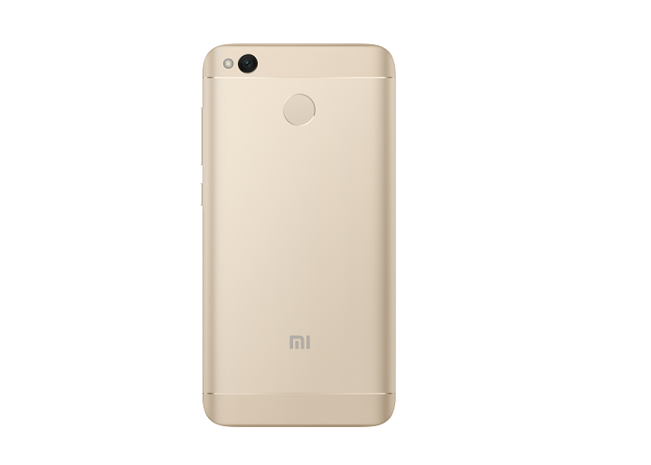 Xiaomi Redmi 4 - Gold colour