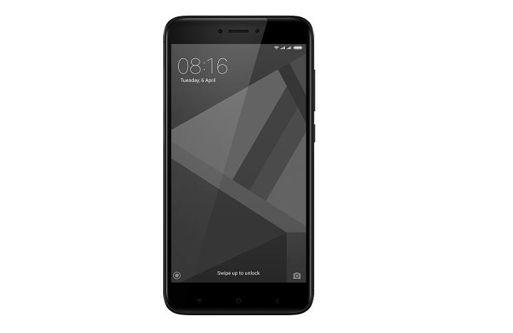 Xiaomi Redmi 4 - Black colour