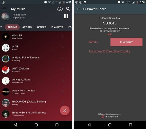 5 Best Music Player Apps for Android Smartphone