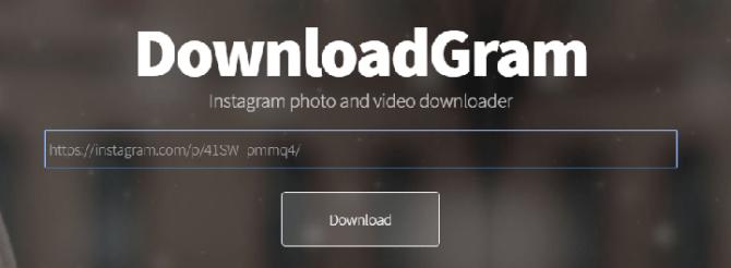 Как скачать фото и видео из Instagram