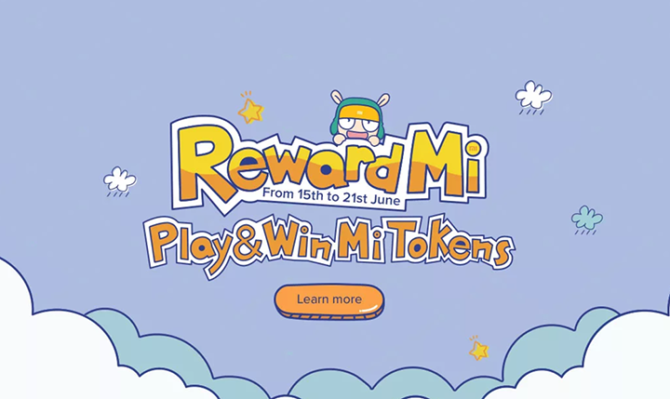 Xiaomi Reward Mi Program Mi.com
