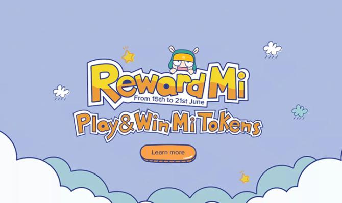 Xiaomi Reward Mi Program Mi.com