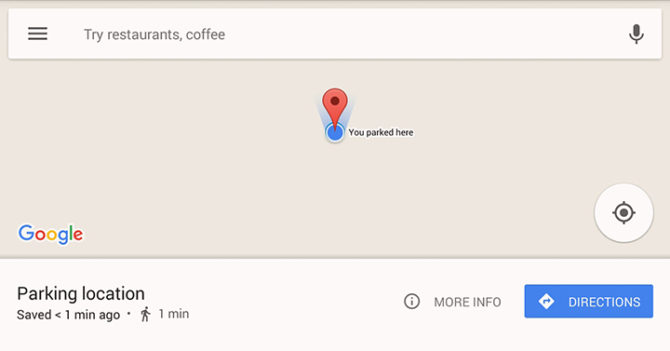 How To Find Your Parking Spot In Google Maps