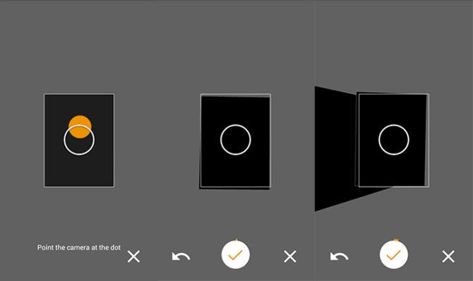Как делать 360-градусные фотографии с помощью камеры смартфона