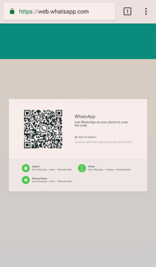 How To Use One WhatsApp Account On Two Phones At Same Time (1)
