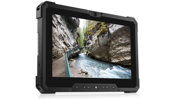 Dell Latitude 7212 Rugged Tablet