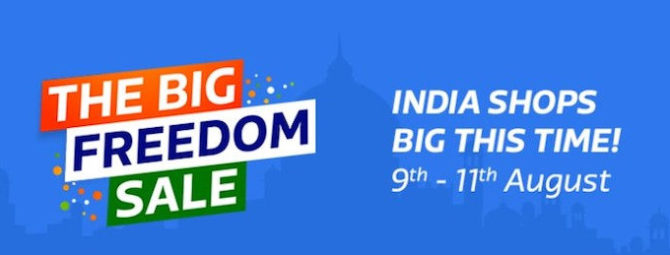 Flipkart The Big Freedom Sale - All Apple iPhone Offers