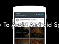 How To Avoid Spam On Android Smartphones
