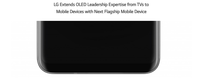 LG V30 To Feature 6-Inch FullVision P-OLED QHD+ Display