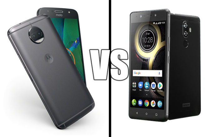 Moto G5S Plus Vs Lenovo K8 Note