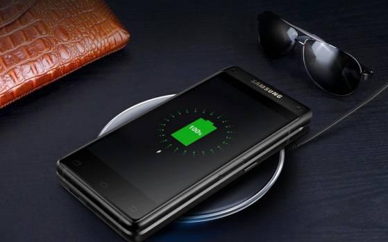 Samsung G-9298 Flip Phone