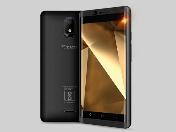 Ziox Astra Curve 4G