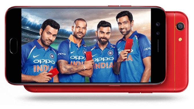 Diwali Limited Edition Oppo F3