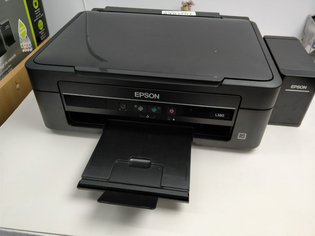 Epson L380 Ink Tank Printer Review