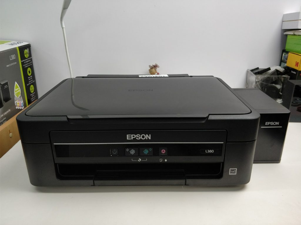 Epson L380 Ink Tank Printer Review | Intellect Digest India