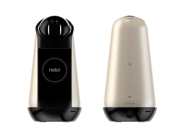 Sony Xperia Hello Communication Robot (2)