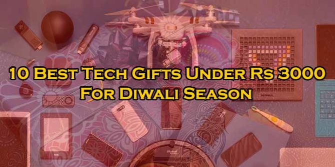10 Best Tech Gifts Under Rs 3000 For Diwali Season