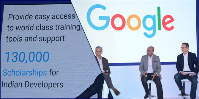 Google Scholarships For Indian Developers and Students