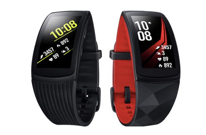 Samsung Gear Fit 2 Pro, Gear Sport