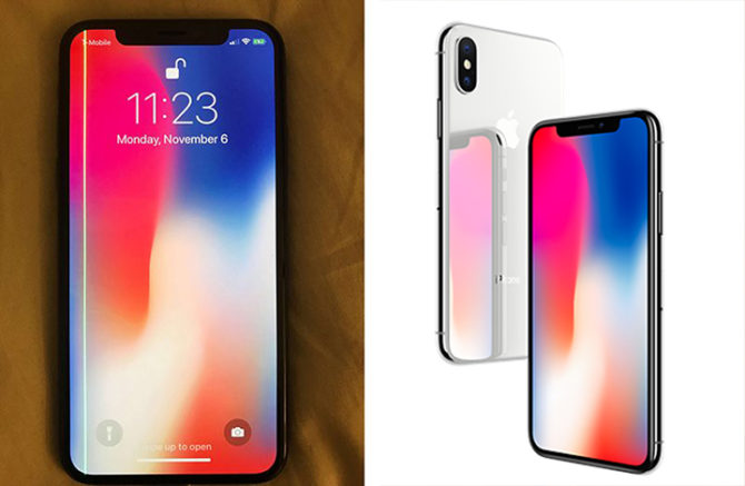 Apple iPhone X Defects