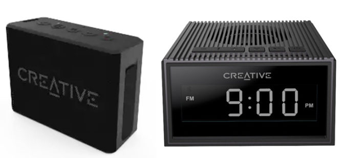 Creative Muvo 1c, Chrono Bluetooth Speakers