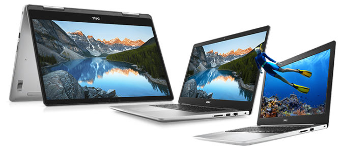 New Dell Inspiron Ultra Slim Notebooks Launched In India