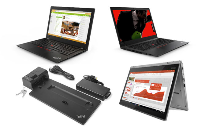 New Lenovo ThinkPad Laptops Launched With USB Type-C Power Adapters