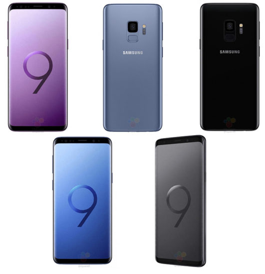 Camera jammers - The Galaxy S9 may come with Intelligent Scan face unlocking