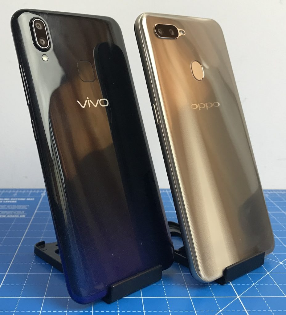 Who ticks all the boxes for a techy– OPPO A7 or VIVO Y95