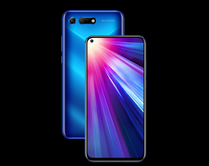 Honor View 20 With In-display Selfie Cam, 8GB RAM Launched